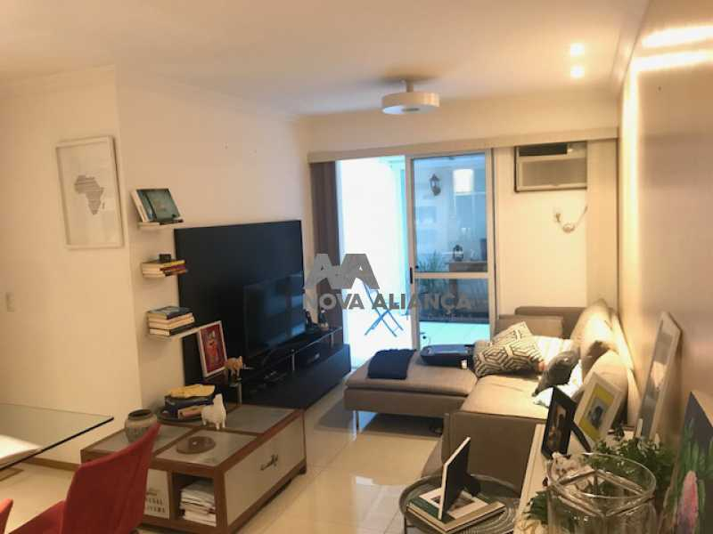 IMG_1293 - Apartamento à venda Rua Pio Correia,Jardim Botânico, Rio de Janeiro - R$ 1.250.000 - NBAP20396 - 1