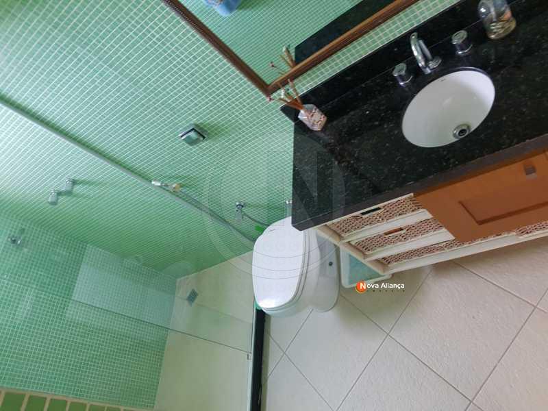 BH SUITE 4 - Casa à venda Rua Pacheco Leão,Jardim Botânico, Rio de Janeiro - R$ 3.280.000 - NICA40006 - 21