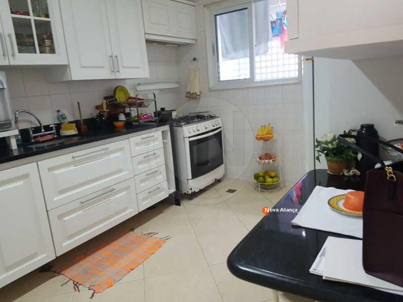COZINHA - Casa à venda Rua Pacheco Leão,Jardim Botânico, Rio de Janeiro - R$ 3.280.000 - NICA40006 - 25