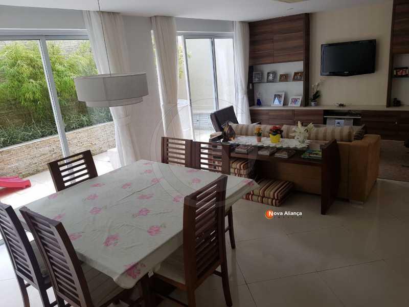 SALA 1 1 - Casa à venda Rua Pacheco Leão,Jardim Botânico, Rio de Janeiro - R$ 3.280.000 - NICA40006 - 3