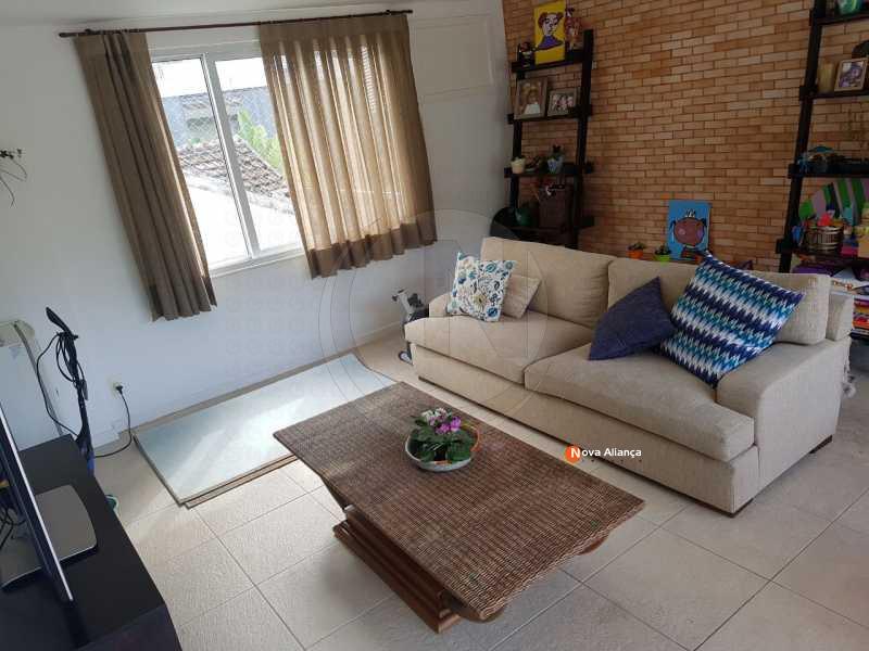 SALA DE ESTAR 2 - Casa à venda Rua Pacheco Leão,Jardim Botânico, Rio de Janeiro - R$ 3.280.000 - NICA40006 - 1