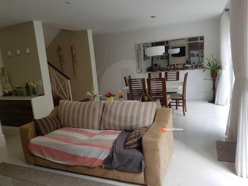 SALA - Casa à venda Rua Pacheco Leão,Jardim Botânico, Rio de Janeiro - R$ 3.280.000 - NICA40006 - 4