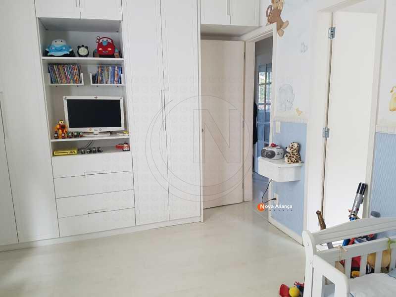 SUITE 2 2 - Casa à venda Rua Pacheco Leão,Jardim Botânico, Rio de Janeiro - R$ 3.280.000 - NICA40006 - 11