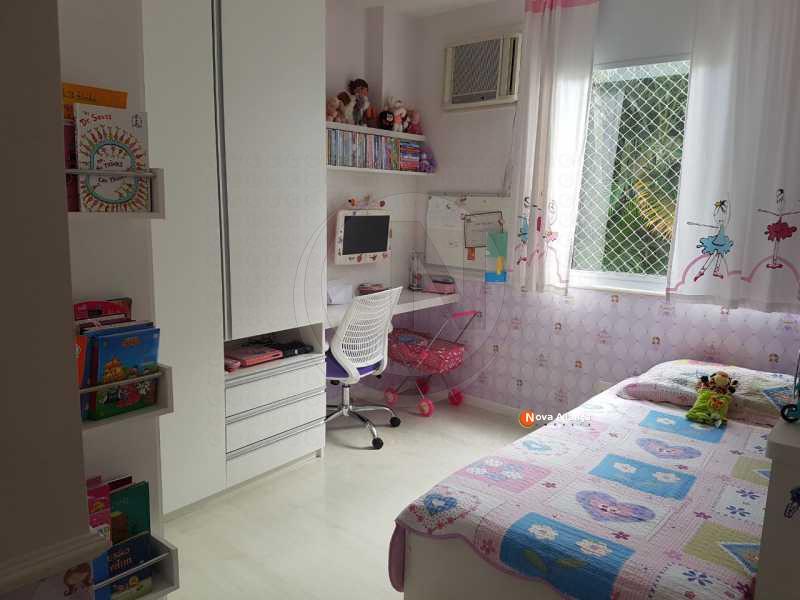 SUITE 3 - Casa à venda Rua Pacheco Leão,Jardim Botânico, Rio de Janeiro - R$ 3.280.000 - NICA40006 - 12