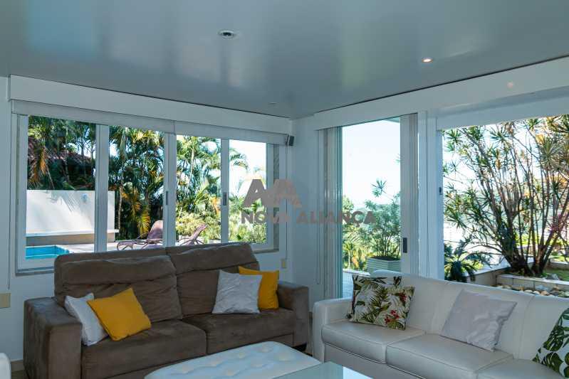 IMG_0335 - Casa à venda Rua João Borges,Gávea, Rio de Janeiro - R$ 3.900.000 - NICA40016 - 7