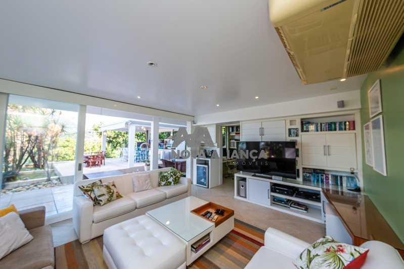 IMG_0340 - Casa à venda Rua João Borges,Gávea, Rio de Janeiro - R$ 3.900.000 - NICA40016 - 6