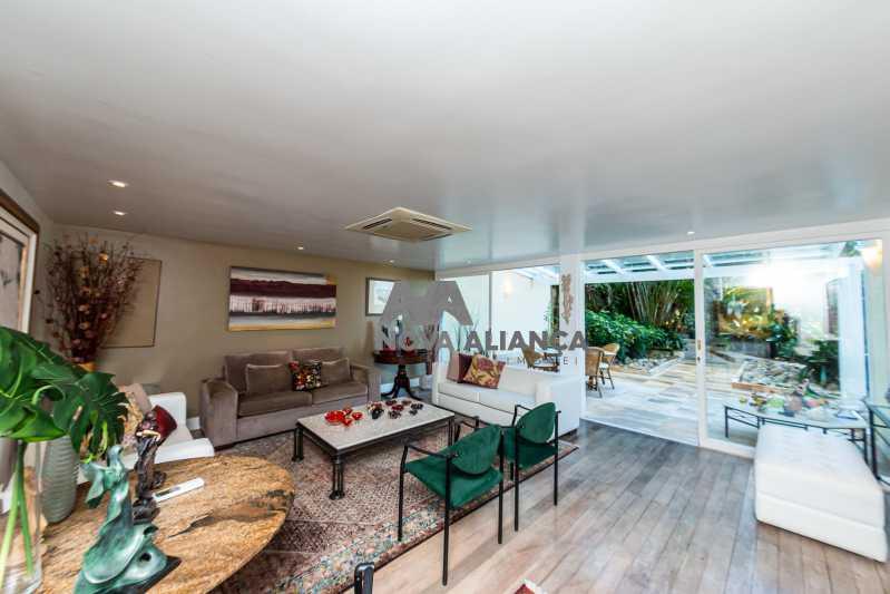 IMG_0351 - Casa à venda Rua João Borges,Gávea, Rio de Janeiro - R$ 3.900.000 - NICA40016 - 12