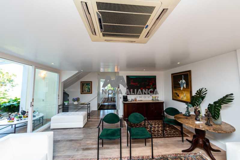 IMG_0352 - Casa à venda Rua João Borges,Gávea, Rio de Janeiro - R$ 3.900.000 - NICA40016 - 13