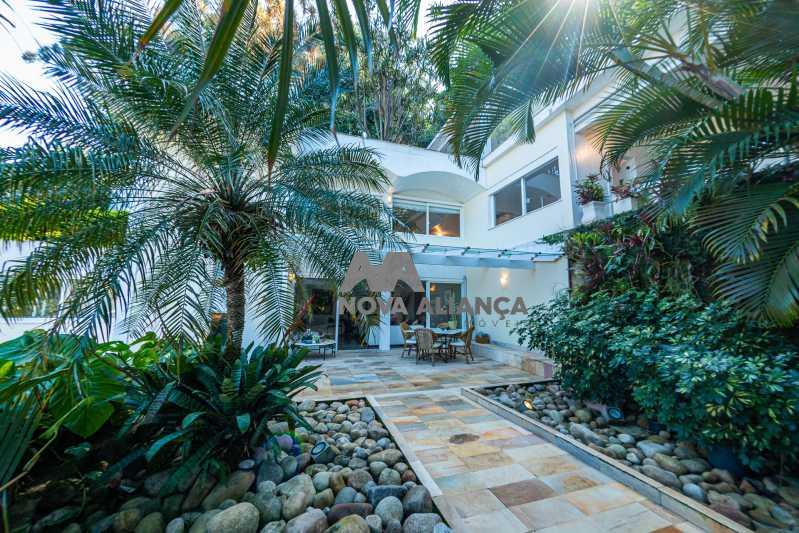 IMG_0359 - Casa à venda Rua João Borges,Gávea, Rio de Janeiro - R$ 3.900.000 - NICA40016 - 14