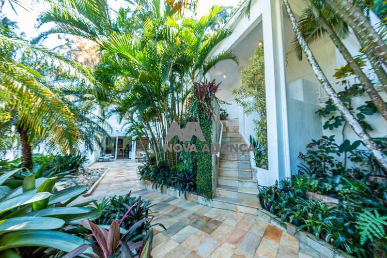 IMG_0360 - Casa à venda Rua João Borges,Gávea, Rio de Janeiro - R$ 3.900.000 - NICA40016 - 15