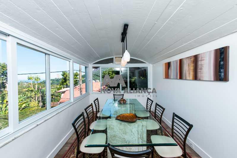IMG_0366 - Casa à venda Rua João Borges,Gávea, Rio de Janeiro - R$ 3.900.000 - NICA40016 - 19