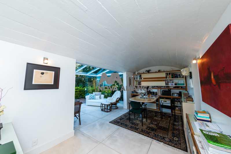 IMG_0370 - Casa à venda Rua João Borges,Gávea, Rio de Janeiro - R$ 3.900.000 - NICA40016 - 17