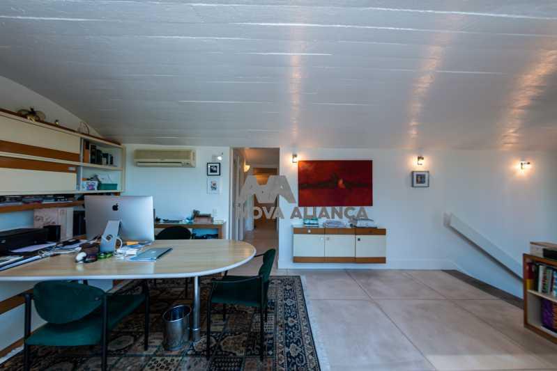 IMG_0376 - Casa à venda Rua João Borges,Gávea, Rio de Janeiro - R$ 3.900.000 - NICA40016 - 20
