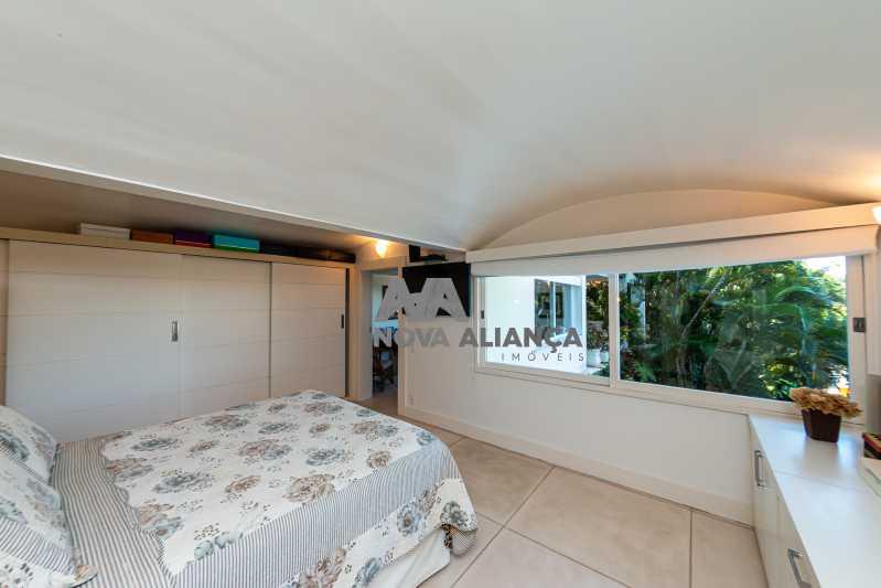 IMG_0380 - Casa à venda Rua João Borges,Gávea, Rio de Janeiro - R$ 3.900.000 - NICA40016 - 21