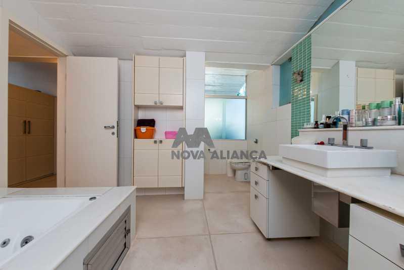IMG_0383 - Casa à venda Rua João Borges,Gávea, Rio de Janeiro - R$ 3.900.000 - NICA40016 - 23