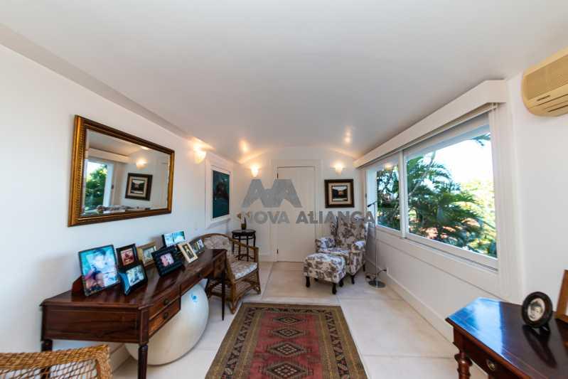 IMG_0385 - Casa à venda Rua João Borges,Gávea, Rio de Janeiro - R$ 3.900.000 - NICA40016 - 24