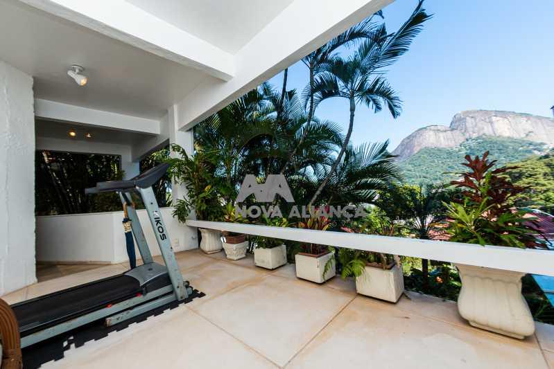 IMG_0386 - Casa à venda Rua João Borges,Gávea, Rio de Janeiro - R$ 3.900.000 - NICA40016 - 25