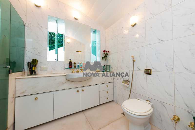 IMG_0390 - Casa à venda Rua João Borges,Gávea, Rio de Janeiro - R$ 3.900.000 - NICA40016 - 27