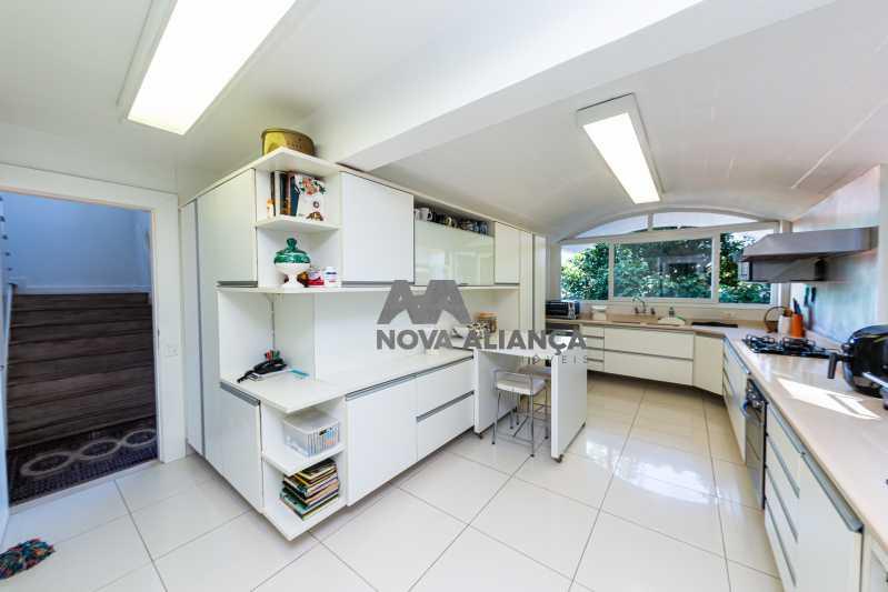 IMG_0391 - Casa à venda Rua João Borges,Gávea, Rio de Janeiro - R$ 3.900.000 - NICA40016 - 28