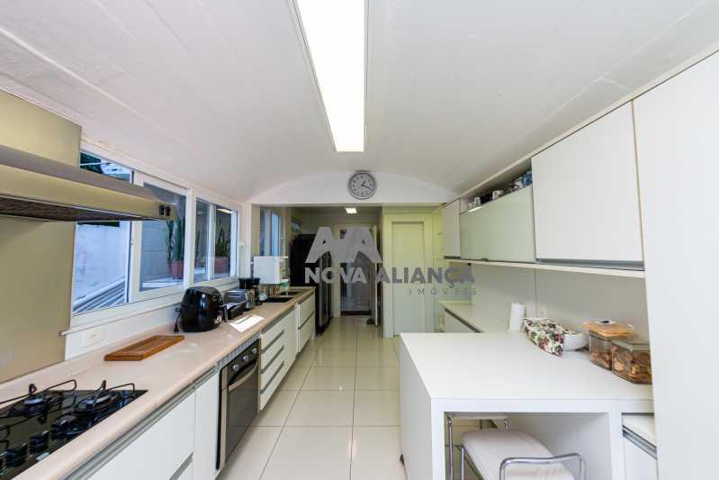 IMG_0393 - Casa à venda Rua João Borges,Gávea, Rio de Janeiro - R$ 3.900.000 - NICA40016 - 30