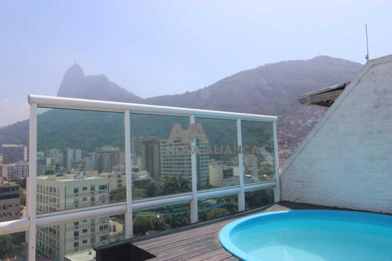 IMG_0382 - Cobertura à venda Rua Sorocaba,Botafogo, Rio de Janeiro - R$ 1.650.000 - NBCO20037 - 22