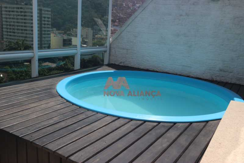 IMG_0383 - Cobertura à venda Rua Sorocaba,Botafogo, Rio de Janeiro - R$ 1.650.000 - NBCO20037 - 23
