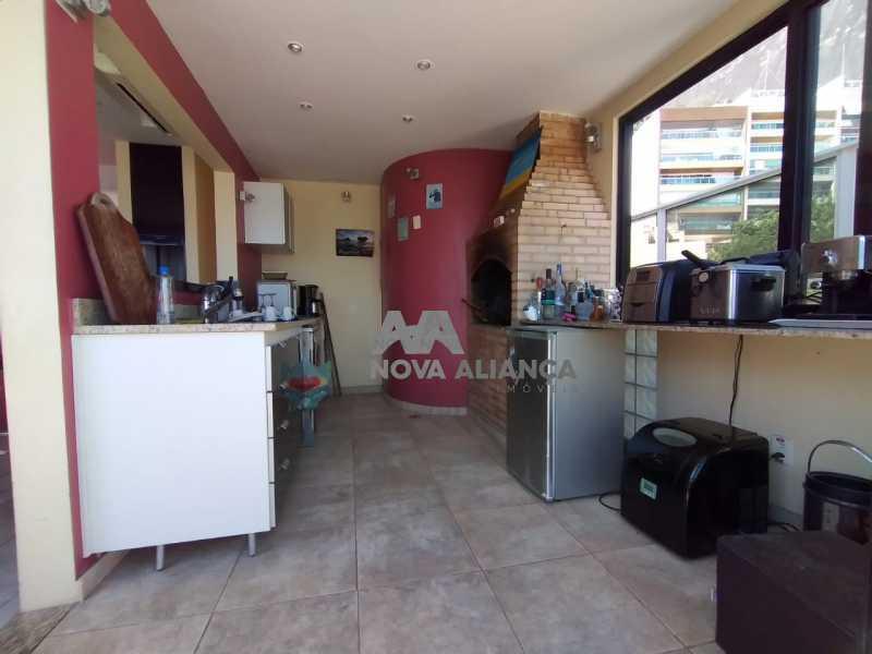 714e3a79-c8c9-432a-9b8d-5c60f0 - Cobertura à venda Rua Sacopa,Lagoa, Rio de Janeiro - R$ 3.300.000 - NBCO40013 - 24