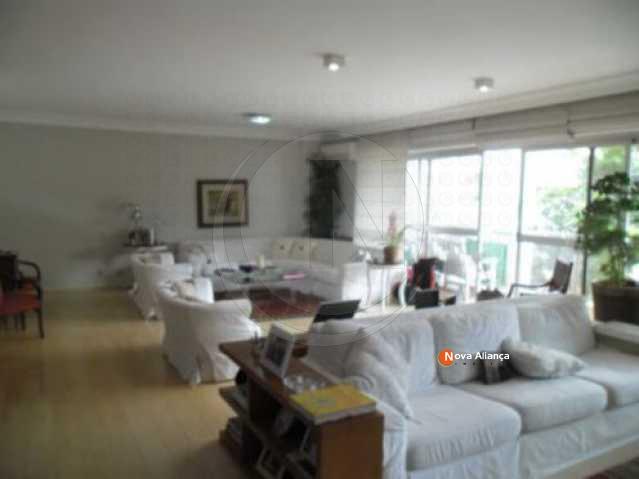 a6790e37b24f4aafa480_g - Apartamento à venda Rua Ramon Franco,Urca, Rio de Janeiro - R$ 2.500.000 - NBAP30324 - 3