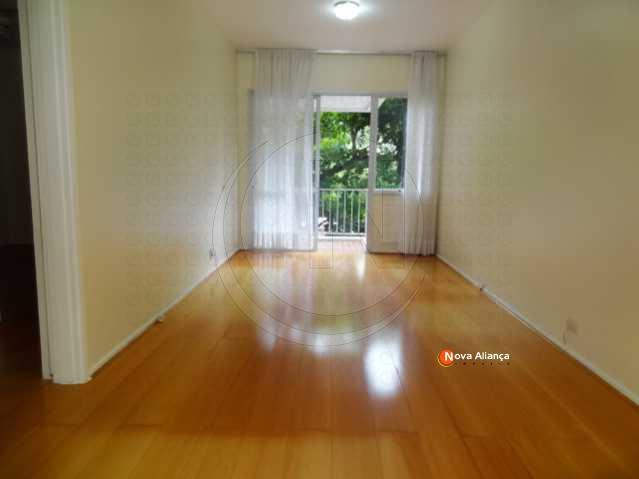 DSC04293 640x480 - Apartamento à venda Rua Hermenegildo de Barros,Santa Teresa, Rio de Janeiro - R$ 640.000 - NFAP10284 - 1