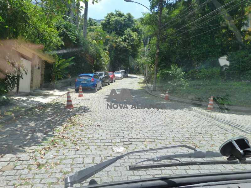P1040639 - Terreno Multifamiliar à venda Rua Tenente Márcio Pinto,Gávea, Rio de Janeiro - R$ 900.000 - NIMF00002 - 8