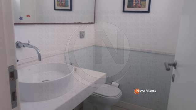 banheiro 2ºp - Cobertura 3 quartos à venda Leblon, Rio de Janeiro - R$ 4.900.000 - NICO30029 - 18