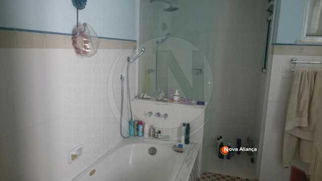 banheiro suite 2p - Cobertura 3 quartos à venda Leblon, Rio de Janeiro - R$ 4.900.000 - NICO30029 - 16