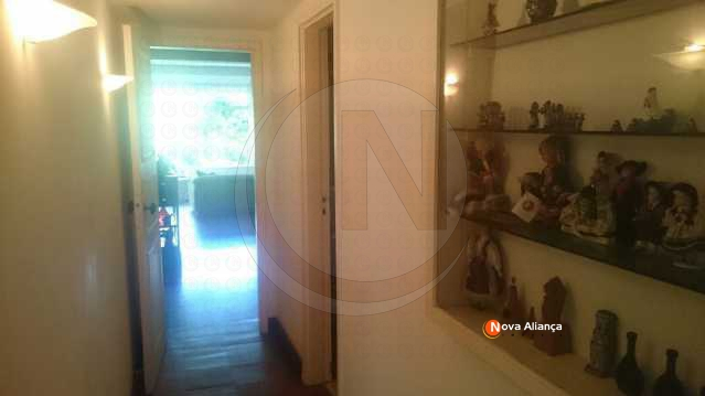 corredor - Cobertura 3 quartos à venda Leblon, Rio de Janeiro - R$ 4.900.000 - NICO30029 - 11