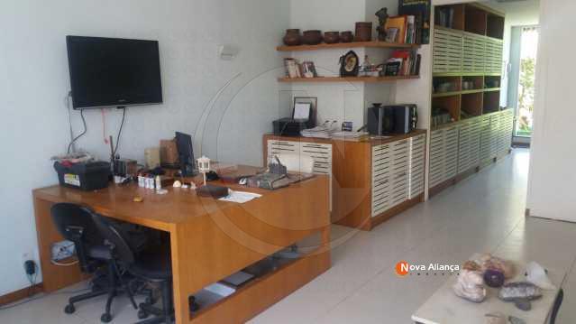 escritório - Cobertura 3 quartos à venda Leblon, Rio de Janeiro - R$ 4.900.000 - NICO30029 - 9