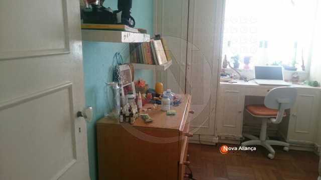 quarto 2 - Cobertura 3 quartos à venda Leblon, Rio de Janeiro - R$ 4.900.000 - NICO30029 - 14