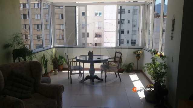 varanda interna - Cobertura 3 quartos à venda Leblon, Rio de Janeiro - R$ 4.900.000 - NICO30029 - 7