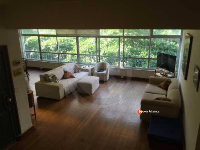 2 - Cobertura 3 quartos à venda Leblon, Rio de Janeiro - R$ 4.900.000 - NICO30029 - 1