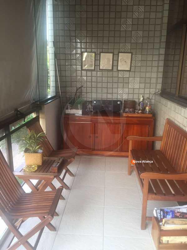 00929fd75dbcc08ef5ec6c47e15327 - Apartamento à venda Avenida Fernando Mattos,Barra da Tijuca, Rio de Janeiro - R$ 1.750.000 - NBAP40046 - 8