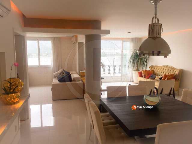 3 - Apartamento à venda Avenida Epitácio Pessoa,Lagoa, Rio de Janeiro - R$ 4.500.000 - NBAP20454 - 1