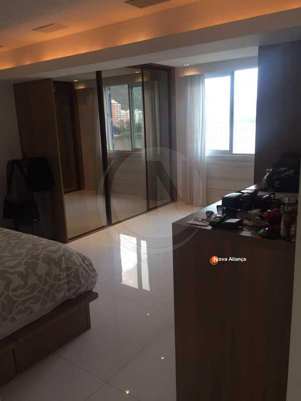 6 - Apartamento à venda Avenida Epitácio Pessoa,Lagoa, Rio de Janeiro - R$ 4.500.000 - NBAP20454 - 13