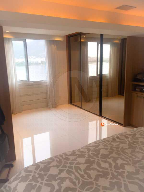 7 - Apartamento à venda Avenida Epitácio Pessoa,Lagoa, Rio de Janeiro - R$ 4.500.000 - NBAP20454 - 14