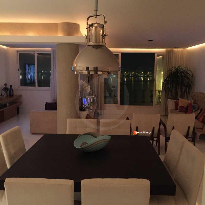 16 - Apartamento à venda Avenida Epitácio Pessoa,Lagoa, Rio de Janeiro - R$ 4.500.000 - NBAP20454 - 5