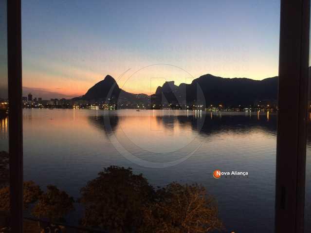 18 - Apartamento à venda Avenida Epitácio Pessoa,Lagoa, Rio de Janeiro - R$ 4.500.000 - NBAP20454 - 12