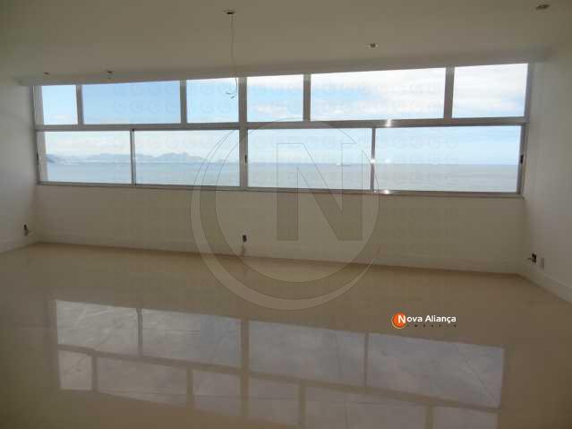 1 - Apartamento À Venda - Copacabana - Rio de Janeiro - RJ - NSAP30262 - 1