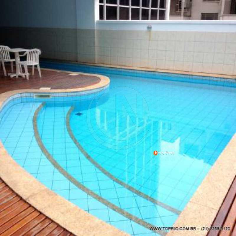 piscina flat - Flat 1 quarto à venda Ipanema, Rio de Janeiro - R$ 900.000 - NIFL10022 - 14