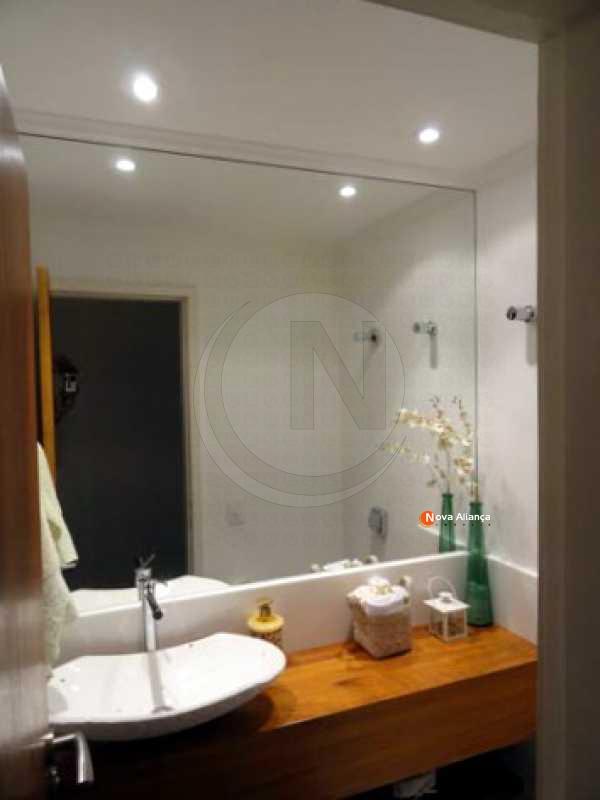lavabo - Apartamento à venda Rua Marquês de São Vicente,Gávea, Rio de Janeiro - R$ 2.735.000 - NCAP30267 - 29