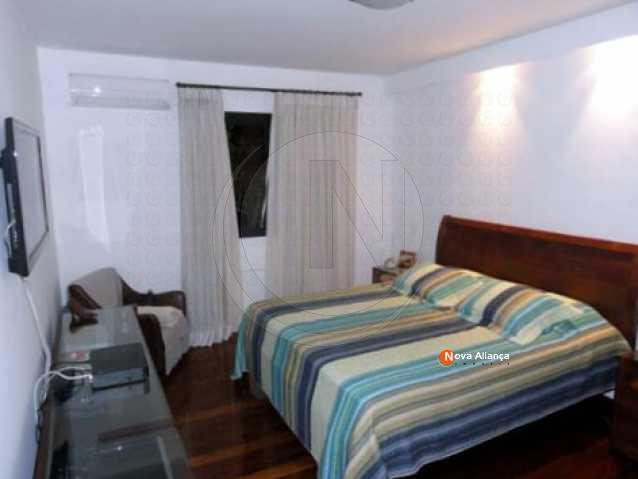 quarto casal2 - Apartamento à venda Rua Marquês de São Vicente,Gávea, Rio de Janeiro - R$ 2.735.000 - NCAP30267 - 6
