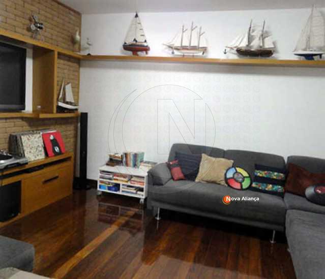 sala TV 1 - Apartamento à venda Rua Marquês de São Vicente,Gávea, Rio de Janeiro - R$ 2.735.000 - NCAP30267 - 3