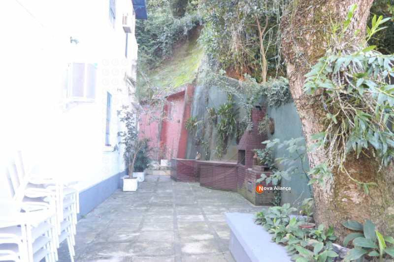 IMG_4330 - Casa à venda Rua Cosme Velho,Cosme Velho, Rio de Janeiro - R$ 1.600.000 - NFCA50011 - 23