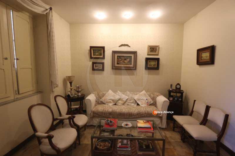 IMG_4337 - Casa à venda Rua Cosme Velho,Cosme Velho, Rio de Janeiro - R$ 1.600.000 - NFCA50011 - 6